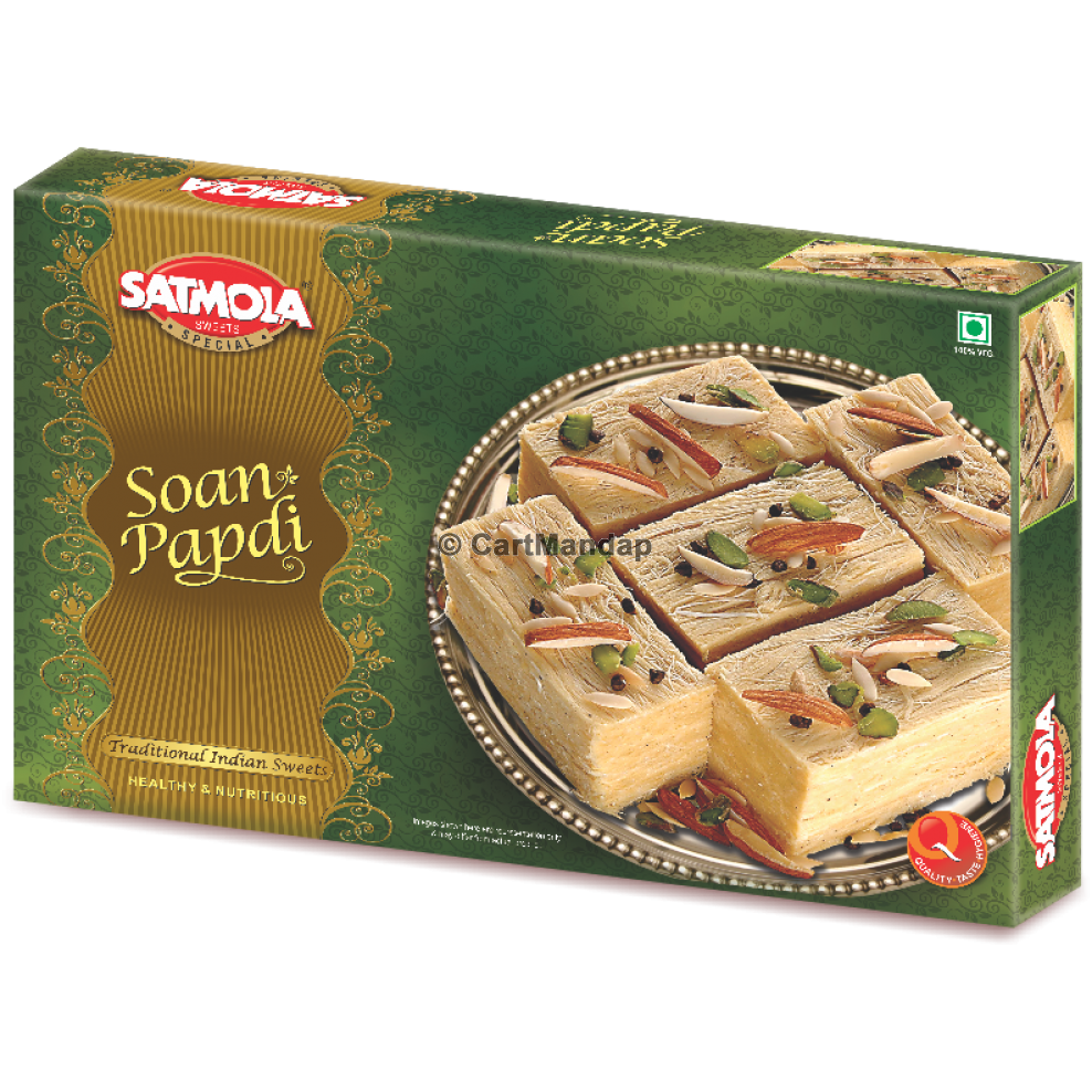 Soan Papdi Pack. Shipping Info. Gift item to Nepal
