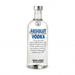 Absolut Blue Vodka 750 ml