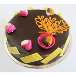 Chocolate Cake from Crowne Plaza Kathmandu-Soaltee