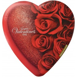 Elmer Valentine Heart Chocolates 6.8 oz