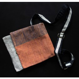 Hemp Foldover Shoulder Bag
