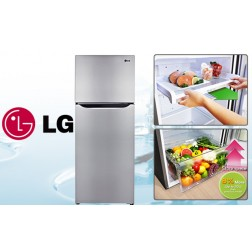 LG Double Door Smart Inverter Refrigerator GL-B282 (260L)