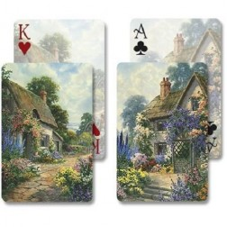 Cotton Cottage Playing Cards